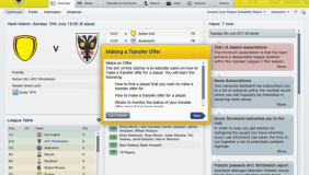 Screenshot 2 - Football Manager 2012