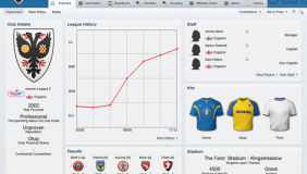 Screenshot 4 - Football Manager 2012