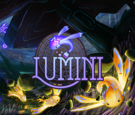Explore the Lumini home world in this relaxing flow-style adventure