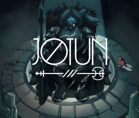 Viking + Shadow of the Colossus = JOTUN