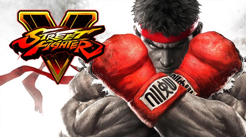 Street Fighter V - The Live is comming!