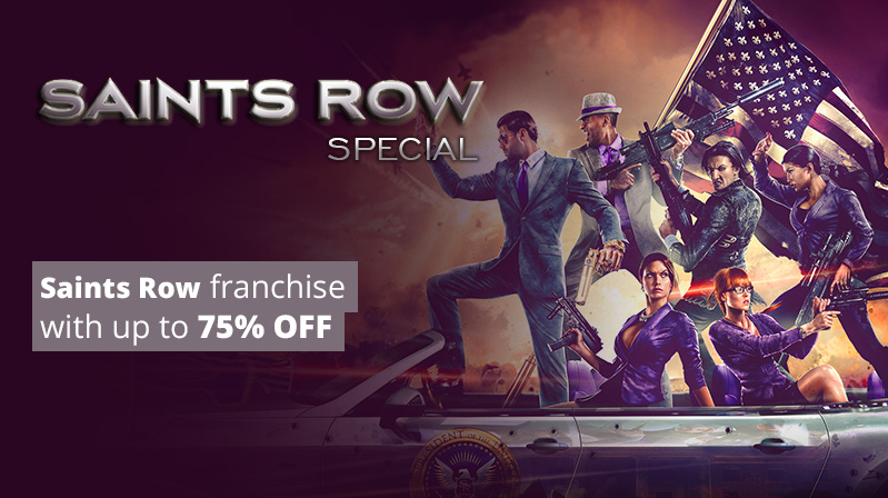 Saints Row Special