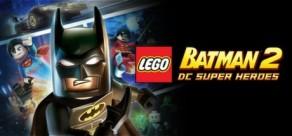 [Cover] LEGO Batman 2: DC Super Heroes
