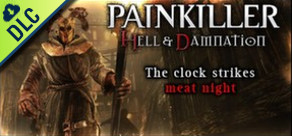 [Cover] Painkiller Hell & Damnation: The Clock Strikes Meat Night
