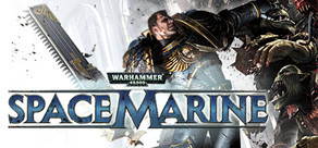 [Cover] Warhammer 40.000: Space Marine