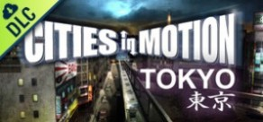 [Cover] Cities in Motion: Tokyo