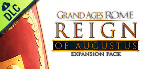 [Cover] Grand Ages: Rome - The Reign of Augustus