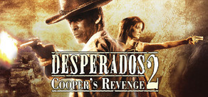 [Cover] Desperados 2 Cooper's Revenge