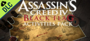 [Cover] Assassin's Creed IV: Black Flag - Time saver Activities Pack