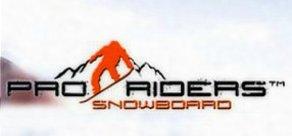 [Cover] Pro Riders Snowboard