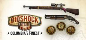 [Cover] BioShock Infinite: Columbia's Finest