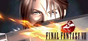 [Cover] FINAL FANTASY VIII