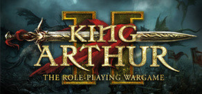 [Cover] King Arthur II