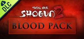 [Cover] Total War: Shogun 2 - Blood Pack