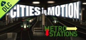 [Cover] Cities in Motion: Metro Station