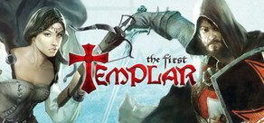[Cover] The First Templar