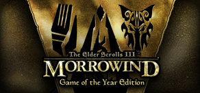 [Cover] The Elder Scrolls III: Morrowind GOTY Edition