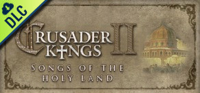 [Cover] Crusader Kings II: Songs of the Holy Land