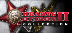 [Cover] Hearts of Iron 2 Collection