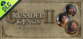 [Cover] Crusader Kings II: Mongol Faces