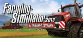 [Cover] Farming Simulator 2013 - Titanium