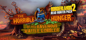 [Cover] Borderlands 2: Headhunter 2: Wattle Gobbler