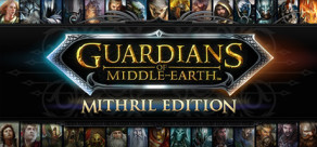 [Cover] Guardians of Middle-Earth Mithril Edition