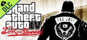 [Cover] Grand Theft Auto IV:  The Lost & Damned