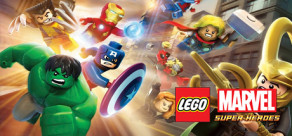 [Cover] LEGO Marvel Super Heroes