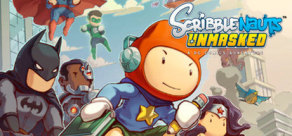 [Cover] Scribblenauts Unmasked: A DC Comics Adventures