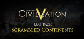 [Cover] Sid Meier's Civilization V: Scrambled Continents Map Pack