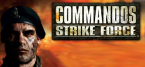 [Cover] Commandos: Strike Force