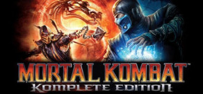 [Cover] Mortal Kombat Komplete Edition