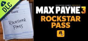 [Cover] Max Payne 3 - Rockstar Pass
