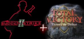 [Cover] Sudden Strike 2 + Total Victory