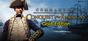 [Cover] Commander: Conquest of the Americas Gold Edition