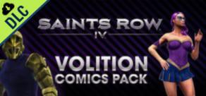 [Cover] Saints Row IV - Volition Comic Pack