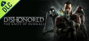 [Cover] Dishonored: The Knife of Dunwall
