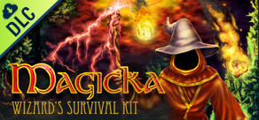 [Cover] Magicka: Wizard's Survival Kit