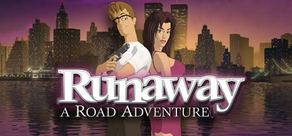 [Cover] Runaway - A Road Adventure