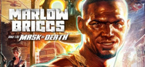 [Cover] Marlow Briggs and the Mask of Death