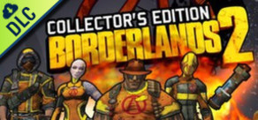 [Cover] Borderlands 2 Collector's Edition Content
