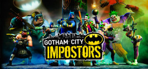 [Cover] Gotham City Impostors