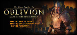 [Cover] The Elder Scrolls IV: Oblivion® GOTY Edition