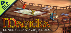 [Cover] Magicka: Lonely Island Cruise