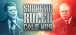 [Cover] Supreme Ruler Cold War