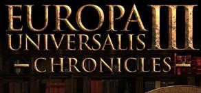[Cover] Europa Universalis III Chronicles
