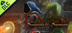 [Cover] Magicka: Dungeons & Daemons