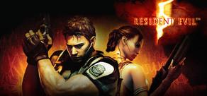 [Cover] Resident Evil 5