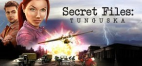 [Cover] Secret Files - Tunguska